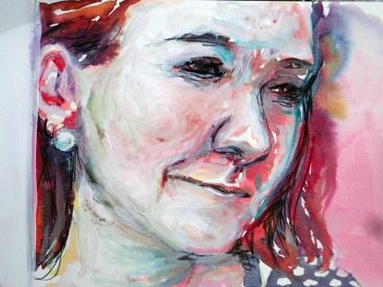 Jogo da Memória, 02, 2014 - aquarela s/ papel, 40x60 cm
